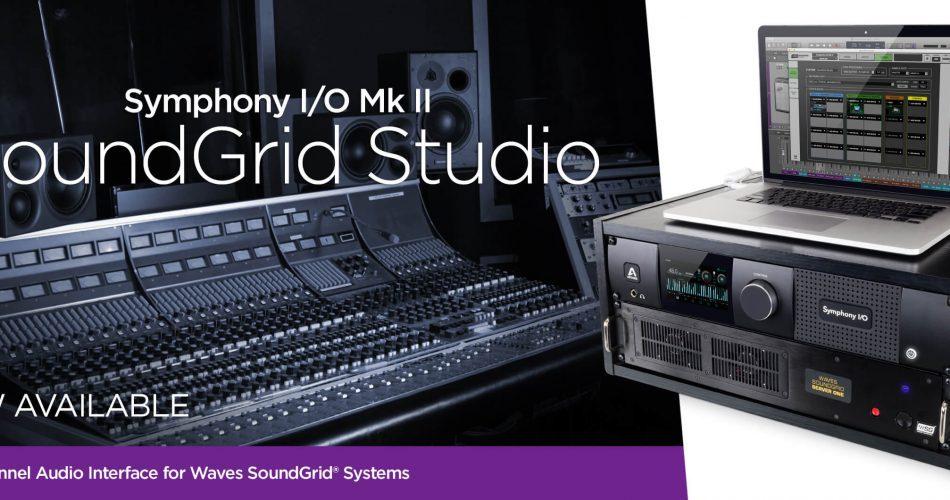 Apogee Symphony I/O Mk II SoundGrid
