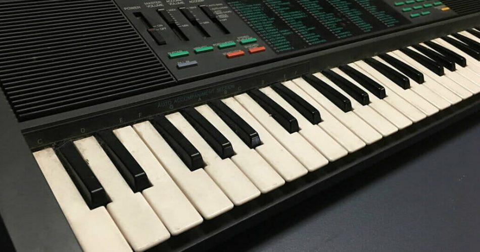 AudioKit Yamaha PSS270