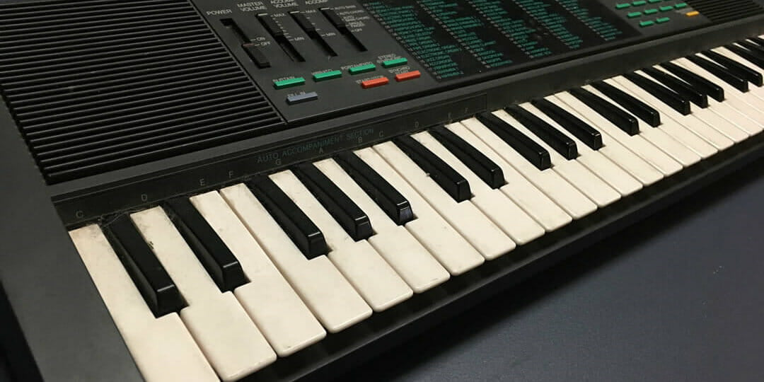 Audiokit Releases Free Vintage Casio Yamaha Toy Keyboard Loops