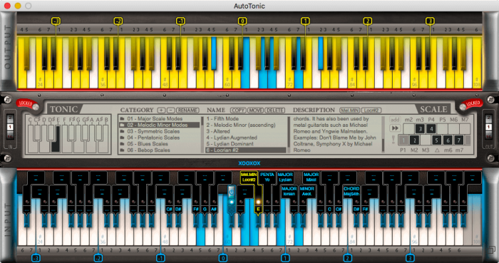 Autotonic Gets Interval Chord Stacking In V17 Update
