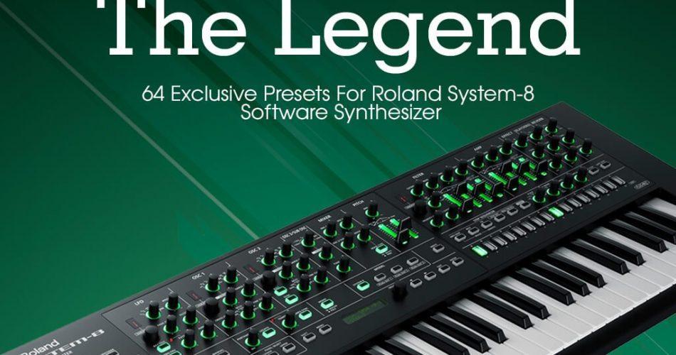 Bellatrix Audio The Legend for System 8