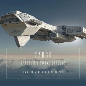 Bluezone Cargo Spaceship Sound Effects