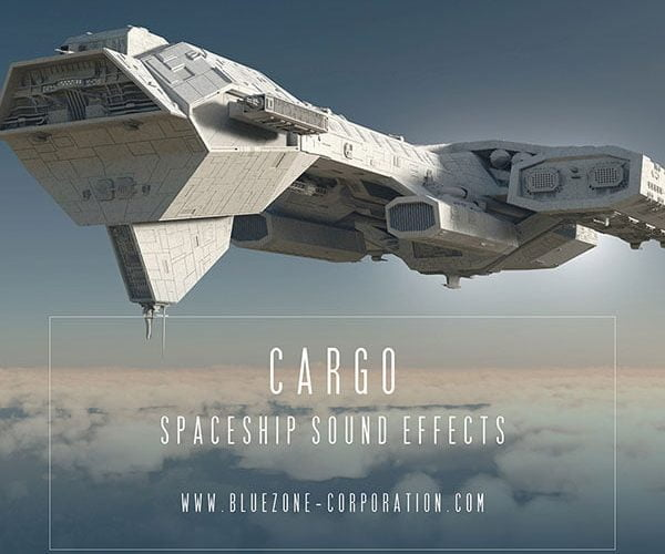 Bluezone Cargo Spaceship Sound Effects