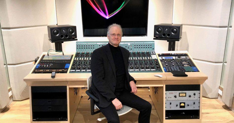 Carl Tatz at The Upper Deck PhantomFocus MixRoom