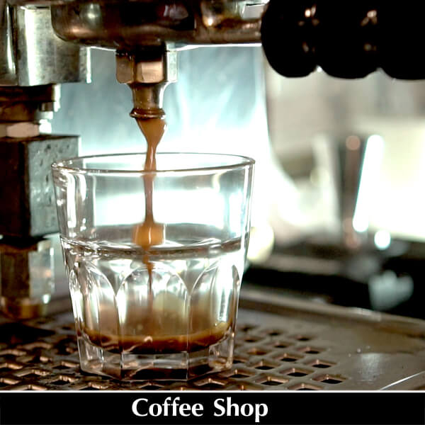 Detunized Coffee Shop
