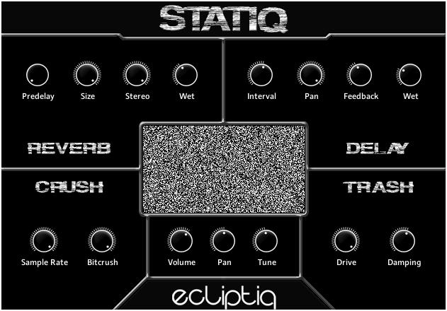 Ecliptiq Audio Statiq