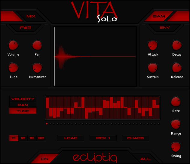 Ecliptiq Audio Vita Solo 3