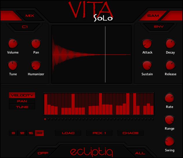 Ecliptiq Audio Vita Solo 4