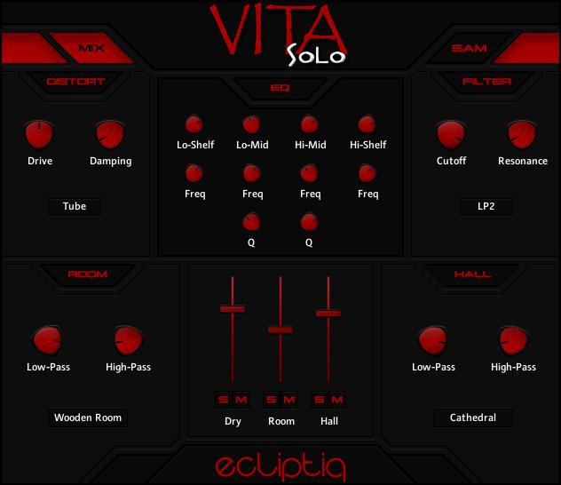 Ecliptiq Audio Vita Solo