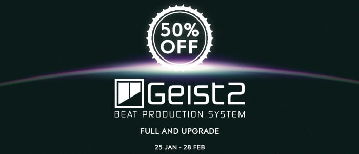 FXpansion Geist 2 sale