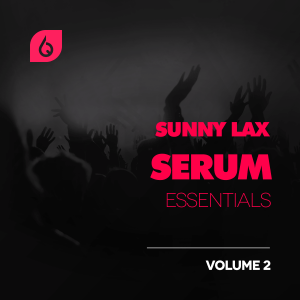 Freshly Squeezed Samples Sunny Lax Serum Essentials Vol 2