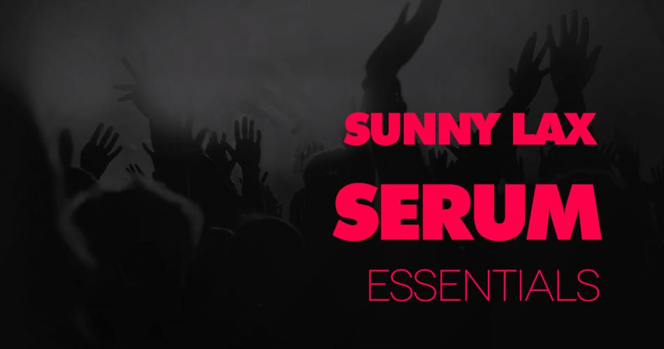 Freshly Squeezed Samples Sunny Lax Serum Essentials Vol 2