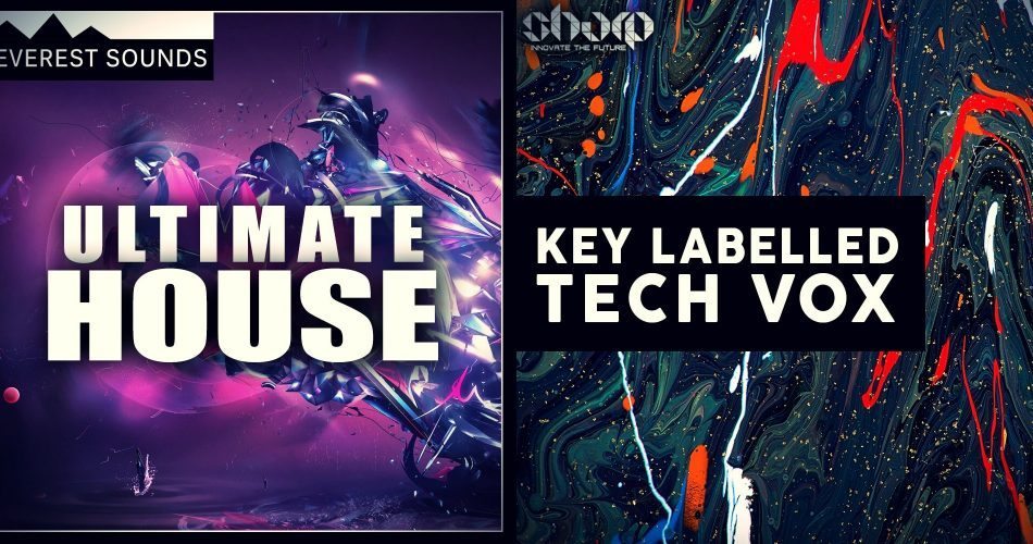 Function Loops Ultimate House & Key Labelled Tech Vox