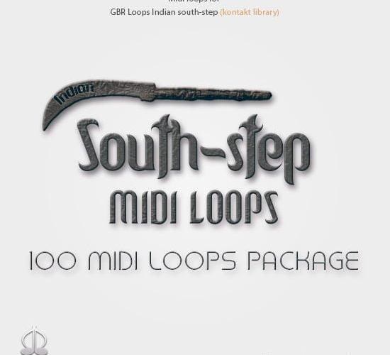 GBR Loops South Step MIDI Loops