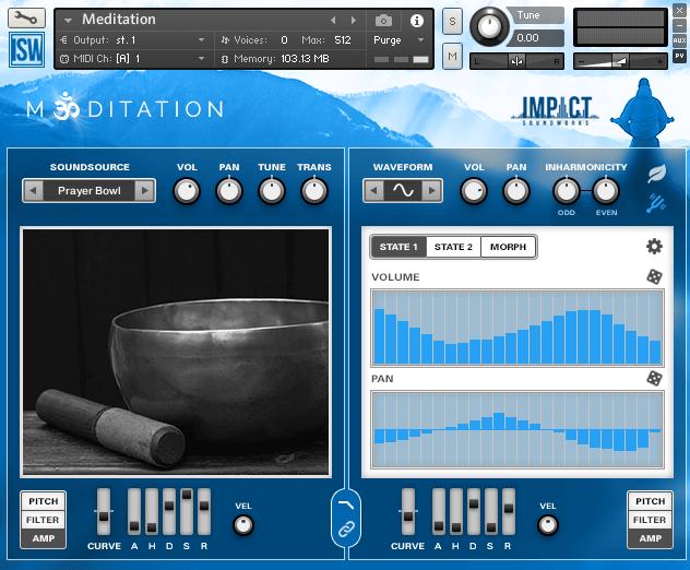 Impact Soundworks Meditation
