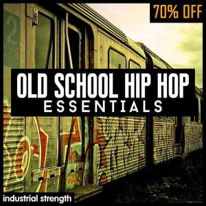 Industrial Strength Samples Old School Hip Hop Essentials