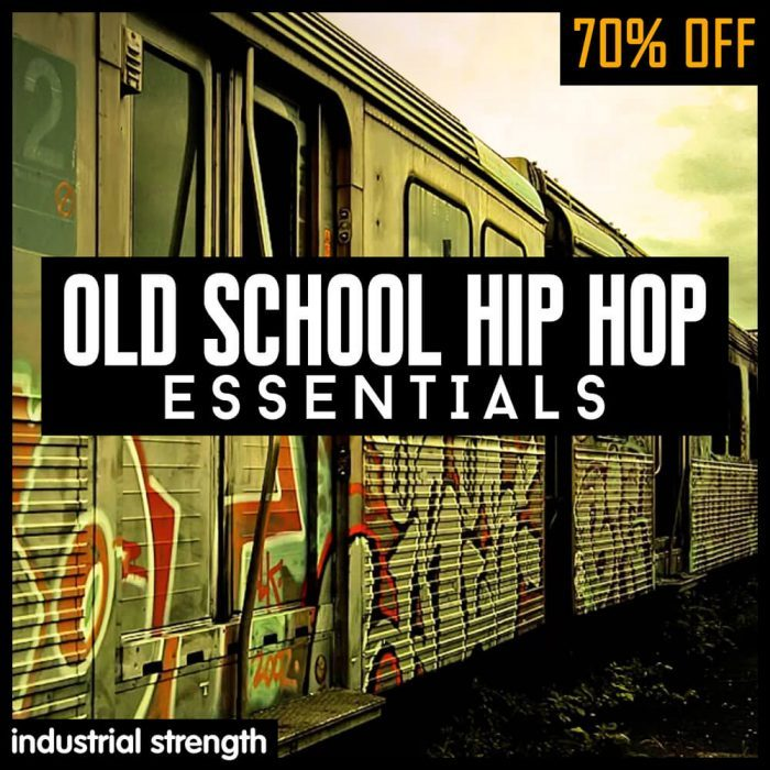 Industrial Strength Samples Old School Hip Hop Essentials