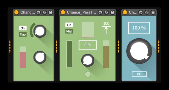 Isotonik Studios Chance TEN Parameter