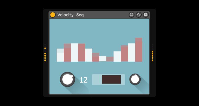 Isotonik Studios Chance TEN Velocity Sequencer