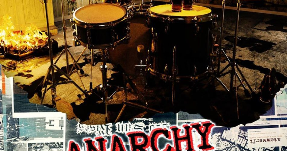 It Might Get Loud Anarchy Drums
