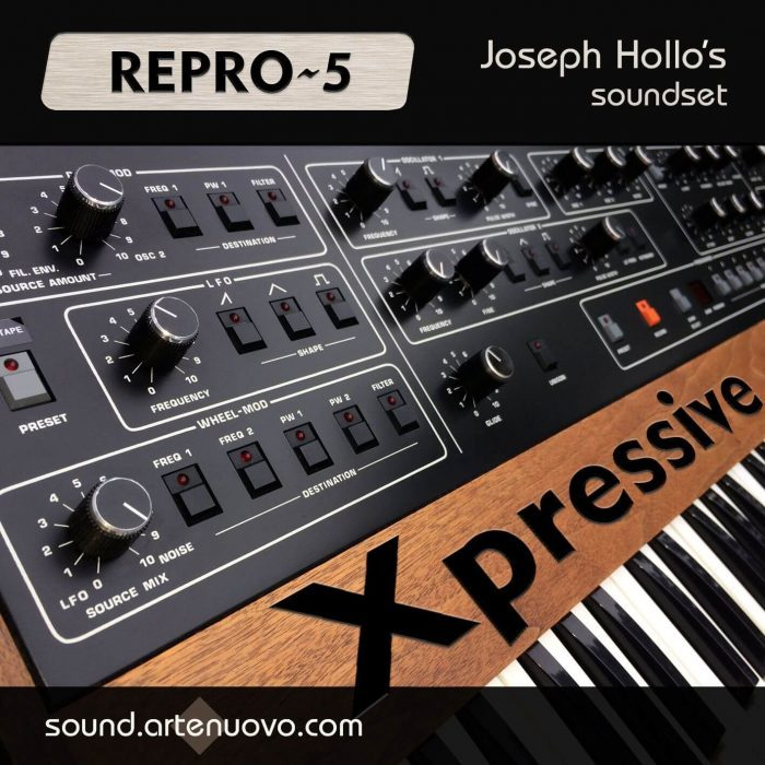 Joseph Hollo Xpressive for Repro 5