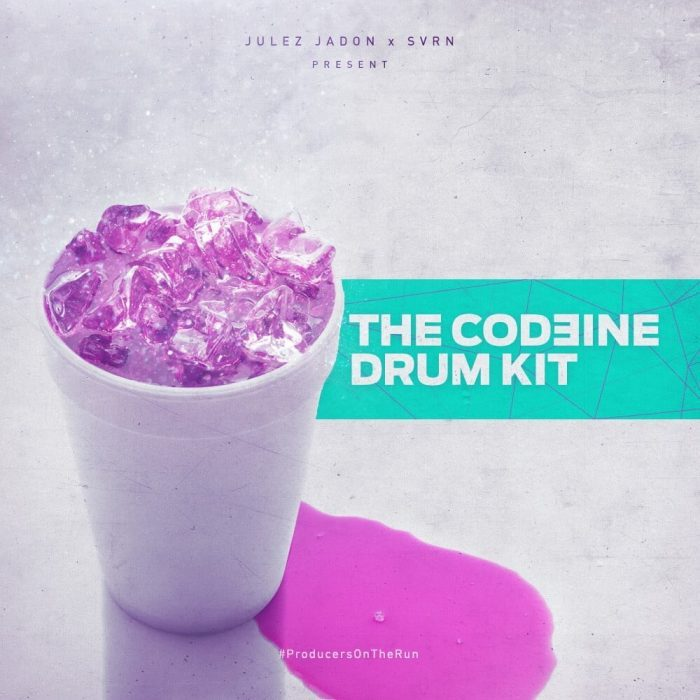 Julez Jadon Codeine Drum Kit