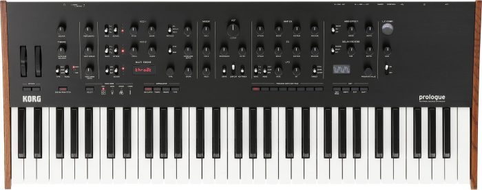 Korg Prologue 16 top