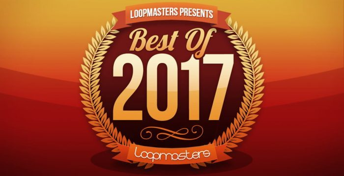 Loopmasters Best of 2017 Sale