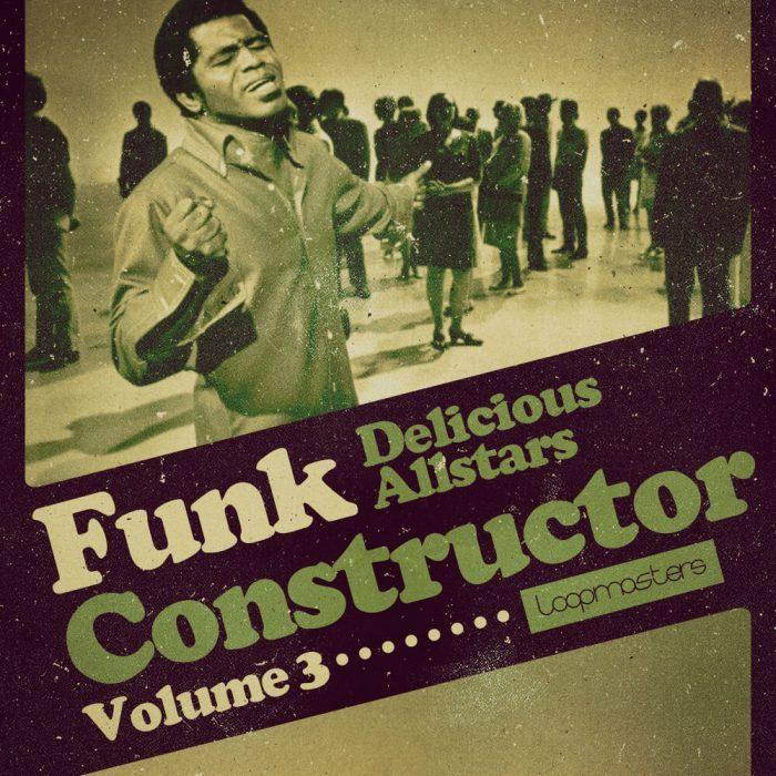 Loopmasters Delicious Allstars Funk Constructor Vol 3
