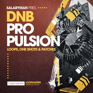Loopmasters Salaryman DNB Propulsion