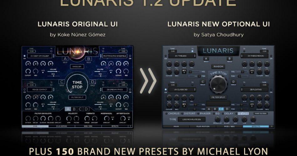 Luftrum Lunaris 1.2 update