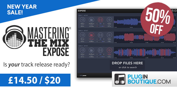 Mastering The Mix Expose sale