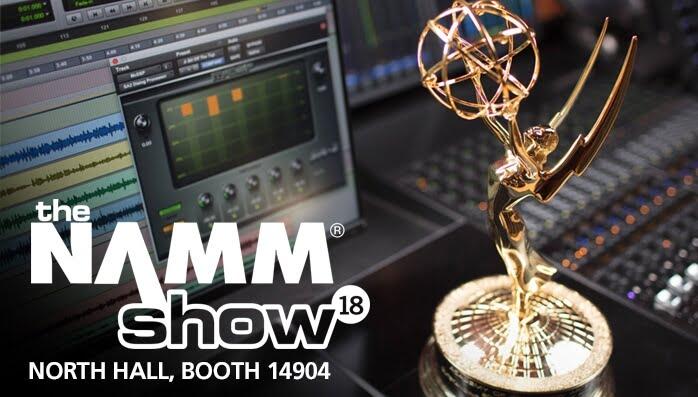 McDSP NAMM 2018