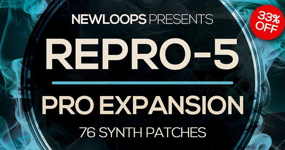 New Loops Repro-5 Pro Expansion