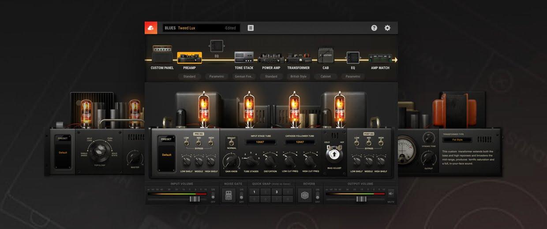 positive grid releases bias amp 2 virtual amp designer. Black Bedroom Furniture Sets. Home Design Ideas
