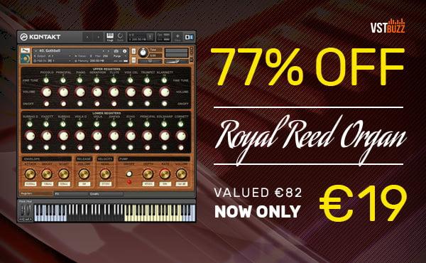 Precisionsound Royal Reed Organ feat