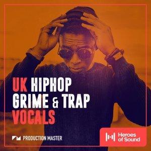 Production Master UK Hip Hop, Grime & Trap Vocals