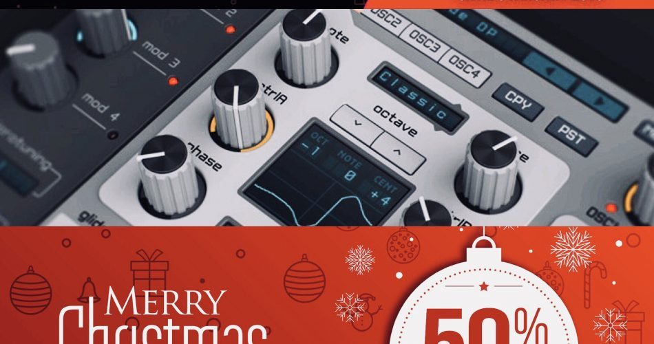 Reveal Sound Christmas Sale 2017 extended