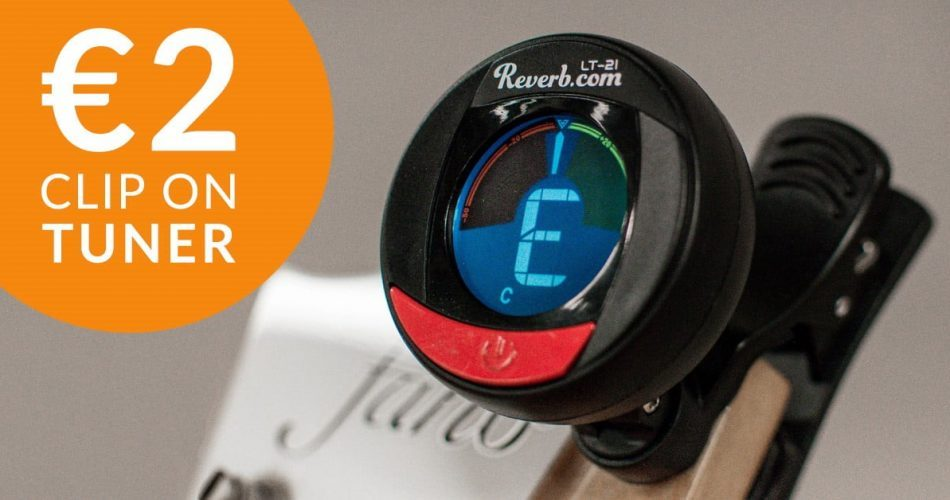 Reverb Clip on tuner sale