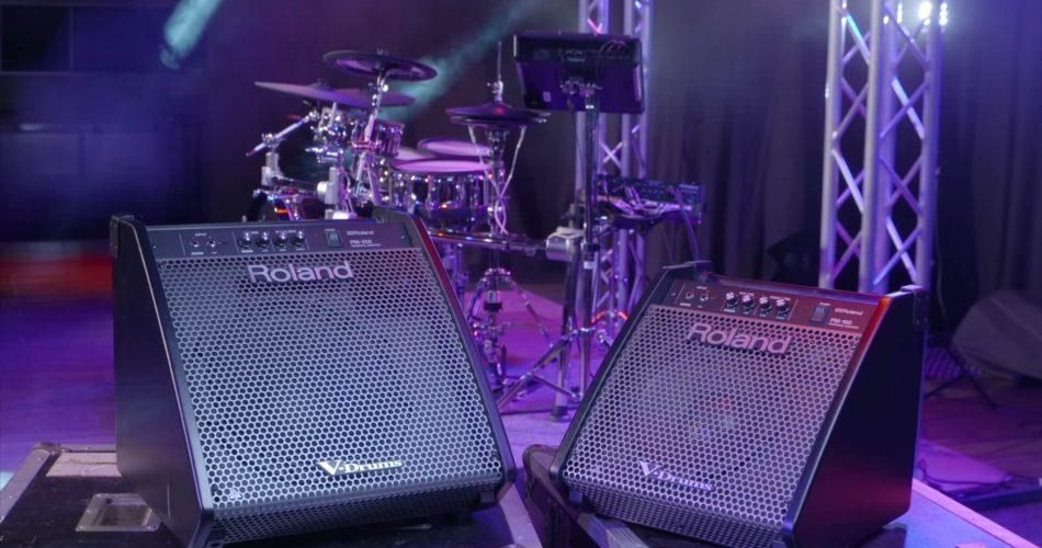 Roland PM 100 & PM 100 feat