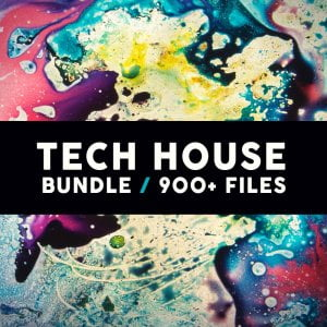 SHARP   Tech House Bundle