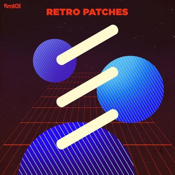Sample Magic Retro Patches