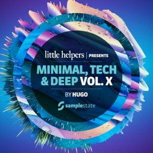 Samplestate Little Helpers Vol 10 Hugo