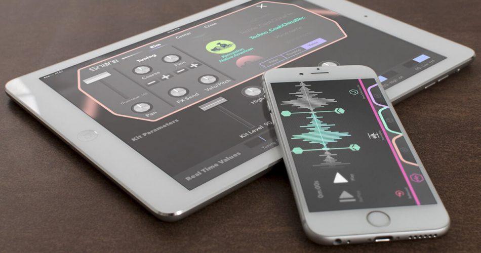 Simmons Advanced App iPad iPhone 1