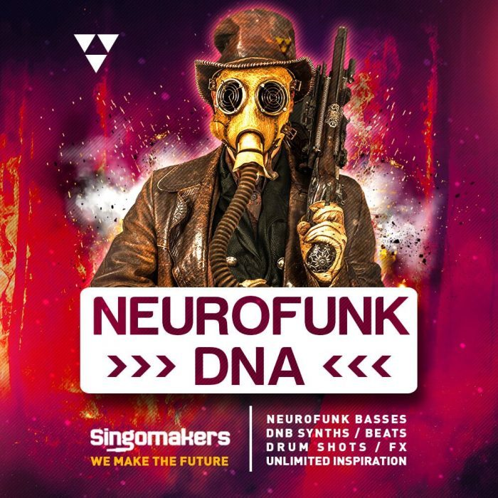 Singomakers Neurofunk DNA