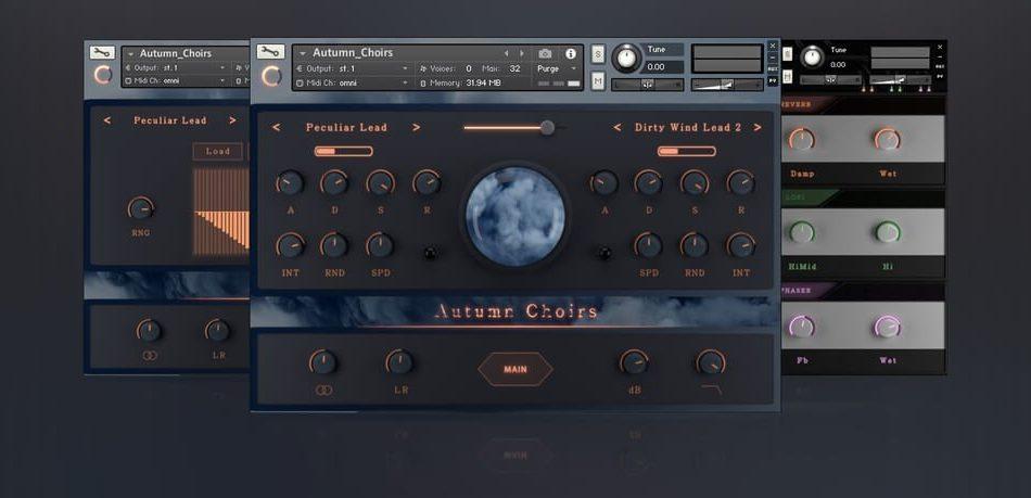 Sound Aesthetics Sampling Autumn Choirs