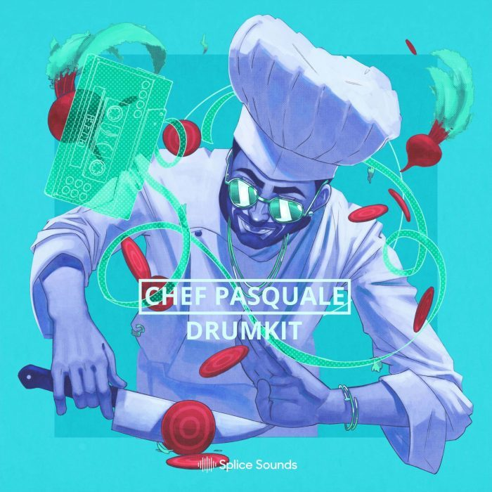 Splice Sounds Chef Pasquale Drumkit