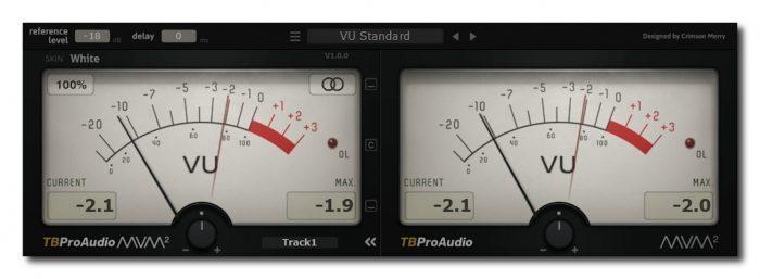 TBProAudio mvMeter2