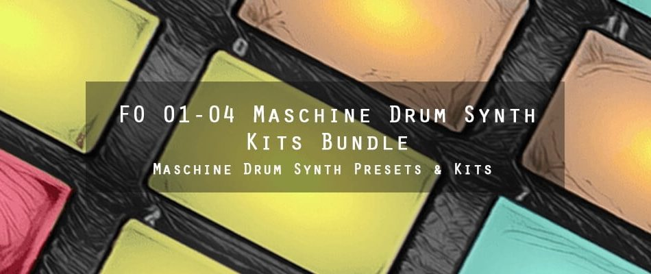 The Future Is Old Maschine Bundle