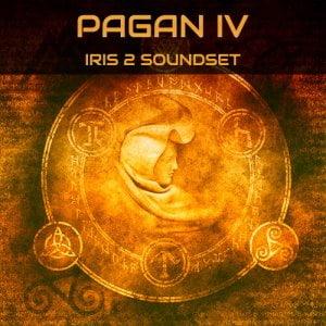 Triple Spiral Audio Pagan IV for Iris 2